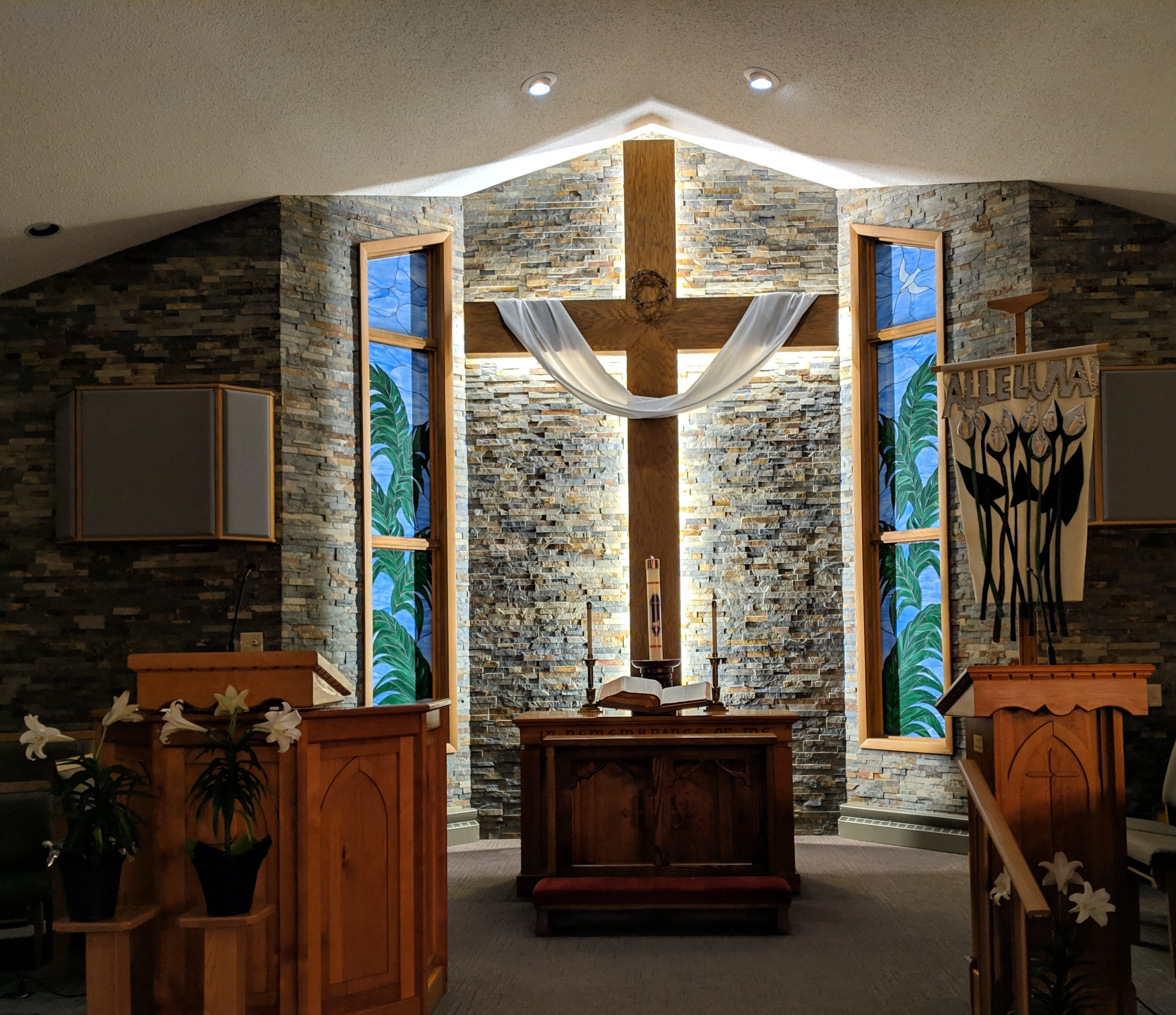 Easter Sanctuary